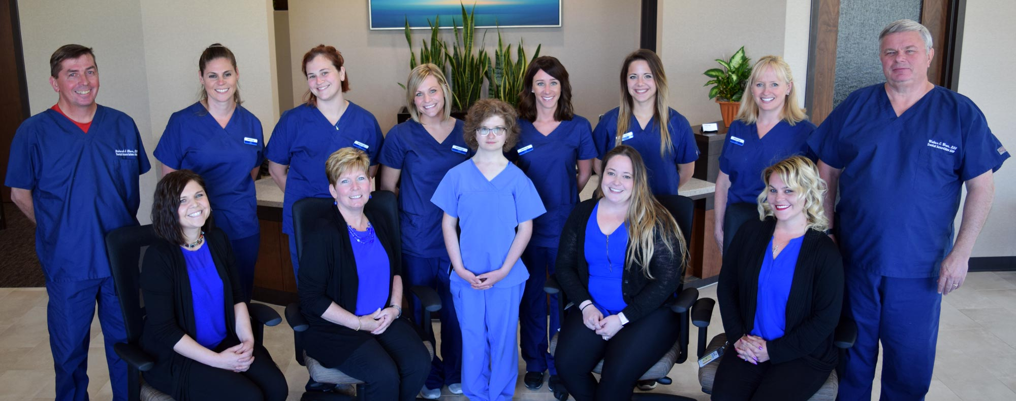 Meet the Dental Associates Alsip team